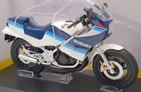 Aoshima 1/12 Scale Model Motorcycle 1067612700 - Suzuki RG250R Blue/White