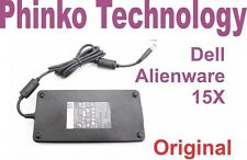 NEW Original Adapter Charger for Dell Alienware M15x M17x R2, 19.5v 12.3a 240w