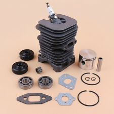 Cylinder Piston Kit For Poulan PP260 PP220 PP221, 260 Pro, 220le SM4018 Chainsaw