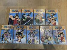 9 DVD One Piece prima serie ep. 1-48