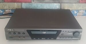 REC DVD3000 DVD/Video CD/CD Player with Karaoke Rare