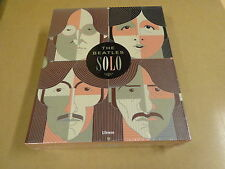 BOEK 4-DELIG / MAT SNOW - THE BEATLES SOLO