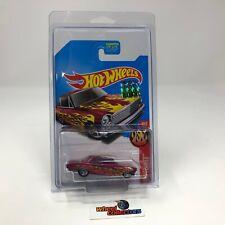 #845  '63 Chevy II * Super Treasure Hunt * 2017 Hot Wheels Factory Set * JC24