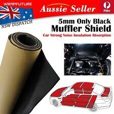 190mil 5MM Sound Deadener Insulation Noise Reducing Car Door Hood Mats 1M x 80CM