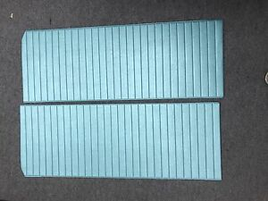 1964 Mercury Comet Door Panel & Inner Rear Panel Set, Front & Rear