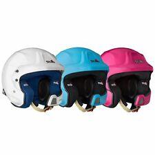 Stilo WRC DES Composite Rally Crash Helmet Lid Snell FIA 2015 - Limited Edition