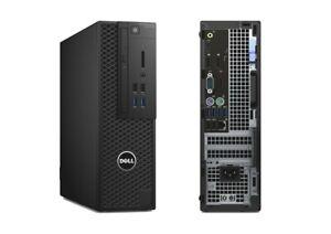 Dell Precision 3420 SFF PC i7 6700 3.4GHz 8GB/16GB 256GB/512GB HDMI USB 3 W10P