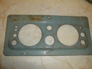 Land Rover - Series 2 and early 2A - Dash Panel / Instrument Panel - USED