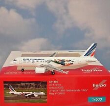 Herpa Wings 1:500 Airbus A320neo Air France F-Gfku 531405 Modellairport500