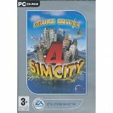 SIM City 4 Deluxe Edition (ea Value) - PC Delivery