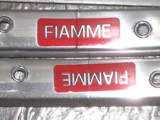 """NOS Vintage Fiamme Red Label Sprint Rims 27"""" 32 hole NEW Eroica"""