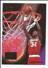1993-94 Fleer Ultra Inside Outside   HAKEEM OLAJUWON