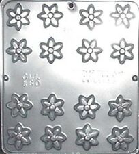 Flower Chocolate Candy Mold Candy Making  180 NEW