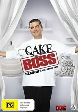 Cake Boss : Season 5 : Collection 2 (DVD, 2014, 2-Disc Set) Region 4