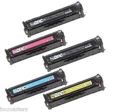 HP SET4 X Toner for  HP Color Laserjet CM2320 CP2025dn