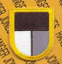 JFKSWC Special Warfare Airborne beret Flash patch #1