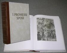 libro Alessandro Manzoni - I PROMESSI SPOSI - Gustavino GEDEA De Agostini 2001