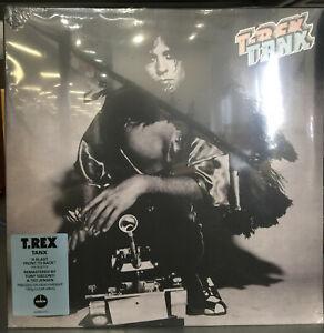 T. Rex – Tanx Clear Vinyl LP