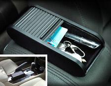 Car Plastic Pocket Sliding Dash Phone Paper Money Coins Case Storage Box Holder