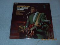 From Me To You By Charley Pride (Vinyl 1971 RCA) Original Record Album
