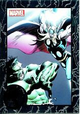 Marvel Universe 2014 Greatest Battles Thor Expansion Chase Card #98