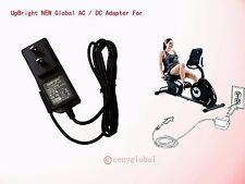 AC Adapter For Schwinn 250 Recumbent Bike 140 150 220 450 420 425 Power Supply