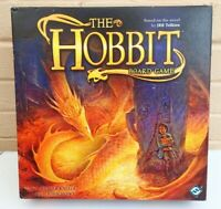 The Hobbit Board Game by Reiner Knizia Imagination 2010 - NOT COMPLETE