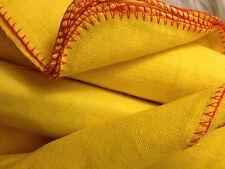 Qualité professionnelle large jaune Duster, Cottonrich, pack de 10 PLUMEAUX
