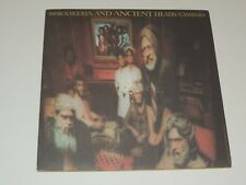 CANNED HEAT historical figures and ancient heads Lp RECORD GATEFOLD PROMO RARE