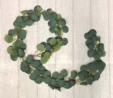 Artificial Silk Eucalyptus Garland Greenery Decoration Wedding Home 6 Feet