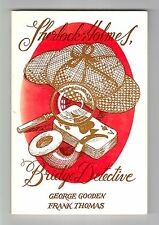 SHERLOCK HOLMES, BRIDGE DETECTIVE (George Gooden/1st US/PBO/self-published)