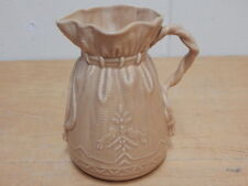 Vintage SYLVAC Model No. 406 'Dorothy Bag' Sack Jug ~ In Light Brown
