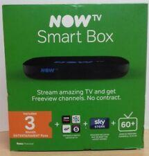 NOW TV Quad Core Internet TV & Media Streamers