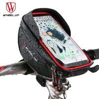 Fahrradtasche Rahmentasche Handy Tasche Oberrohrtasche Smartphone Satteltasche