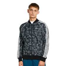 Adidas x Disney-Goofy SST track Jacket Black/White Training chaqueta