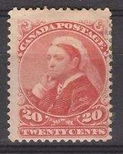 CANADA 1893 QV WIDOW 20C