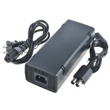 AC Power Supply Brick Charger Adapter Cable Cord for Microsoft Xbox 360 Slim PSU
