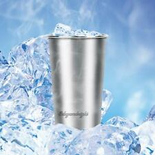 500ML Stainless Steel Cup Coffee Tea Beer Milk Juice Cup Kitchen Home Travel Mug