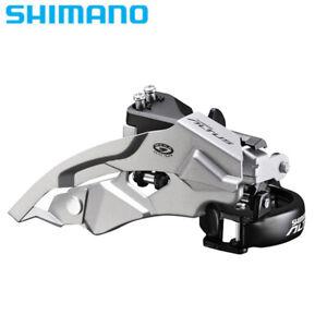 Shimano Altus FD-M370 9/27 Speed MTB Bike Front Derailleur Top Swing Dual Pull