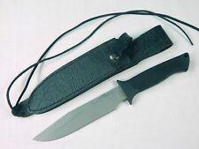 Vintage US MARBLE ARMS Gladstone MI One-Zero-I Tactical Fighting Knife w/ Sheath