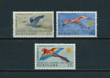 Suriname   382-4 MNH, Birds, 1971