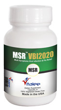 MSR VBI-Maximum strength defense against Cold, Flu & viral infection (Caps 60ct)