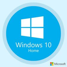 Windows 10 Home Key 32 & 64 Bit Product Activation Code INSTANT DELIVERY