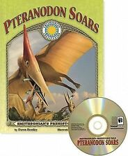 Pteranodon Soars - a Smithsonian Prehistoric Pals Book (with Audiobook CD and