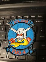 USMC VMO 4 PATCH-REALTHING --SEE STORE WE HAVE A TON OF PATCHES /WW2 MEDALS