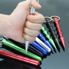 Aluminum Pen Style Kubaton Keychain Outdoor Self-defense Personal Safety Protect
