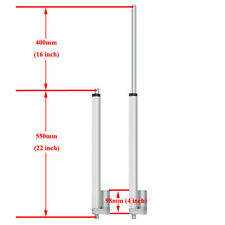 """12"""" DC 12v 330ibs Max Load 1500n 150kg Linear Actuator for Medical Lifting Auto"""