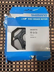 Shimano SM-RT76 160mm Disk Brake Rotor Deore XT