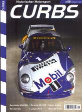 Curbs Nr. 8, Historischer Rennsport, Porsche 993, Lotus 69 F2, Nascar, Hulme