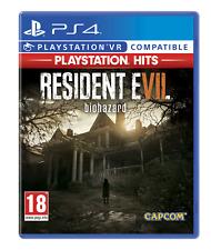 Resident Evil 7 Biohazard PS4 Game (PSVR Compatible) (PlayStation Hits)